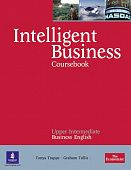 Intelligent Business Upper-Intermediate Coursebook (with Class Audio CD)
