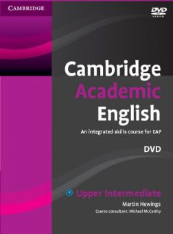 Cambridge Academic English B2 Upper Intermediate DVD: An Integrated Skills Course for EAP
