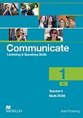 Communicate Level 1 Teacher's Multi-ROM