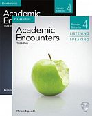 Academic Encounters 2nd Edition Level 4: Human Behavior - 2-Book set (Student's Book Reading and Writing and Student's Book Listening and Speaking with DVD)