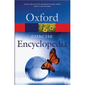 Concise Encyclopedia (Oxford Paperback Reference)