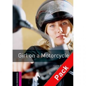 Girl on a Motorcycle Audio CD Pack