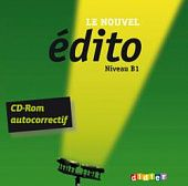 Le Nouvel Edito B1 CD-rom d'exercices
