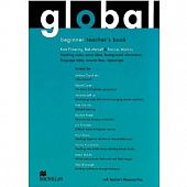 Global Beginner Teacher's Book + Resource CD Pack