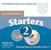 Cambridge Young Learners English Tests (Second Edition) Starters 2 Audio CD (Лицензия)
