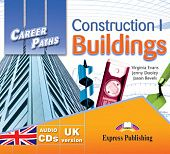 Career Paths: Construction I - Buildings Audio CDs (set of 2)