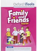 Family and Friends Second Edition Starter iTOOLS