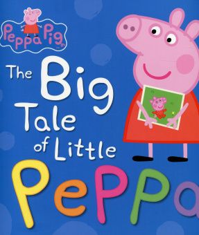 Ladybird: The Big Tale of Little Peppa (PB)