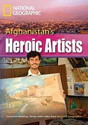 Footprint Reading Library 3000: Afghanistan's Heroic Artists