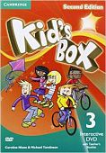 Kid's Box Updated Edition Second Edition 3 Interactive DVD (NTSC) with Teacher's Booklet