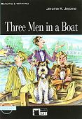 Reading & Training Step 3: Three Men in a Boat + CD