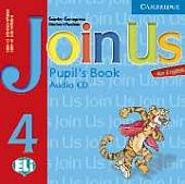 Join Us for English 4 Pupil's Book Audio CD (Лицензия)
