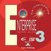 Enterprise 3 DVD Video PAL