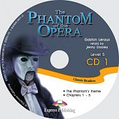 Classic Readers Level 5 The Phantom of the Opera Audio CD CD1