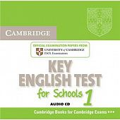 Cambridge KET for Schools 1 Audio CD (Лицензия)