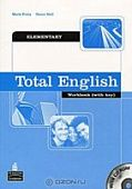 Total English Elementary Workbook with key and CD-ROM