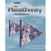 New Headway Upper-Intermediate Third Edition Teacher's Book