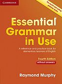 Essential Grammar in Use 4th Edition Book without Answers