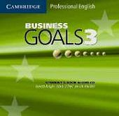 Business Goals 3 Audio CD (Лицензия)