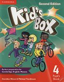Kid's Box Second Edition 4 Pupil's Book