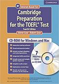 Cambridge Preparation for the TOEFL Test (Fourth Edition) CD-ROM