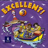 Excellent! Level 3 Class Audio CDs (2) (Лицензия)
