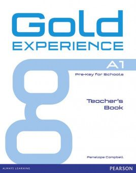 Gold Experience A1 Teacher's Book
