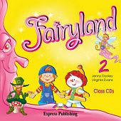 Fairyland 2 Class Audio CD (set of 2)