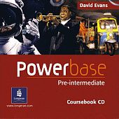 Powerbase Pre-Intermediate Coursebook Audio CD