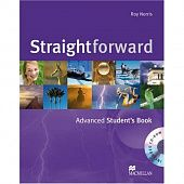 Straightforward Advanced Student's Book & CD-ROM Pack