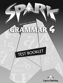 Spark 4 (Monstertrackers) Grammar Test Booklet - for Spark 4