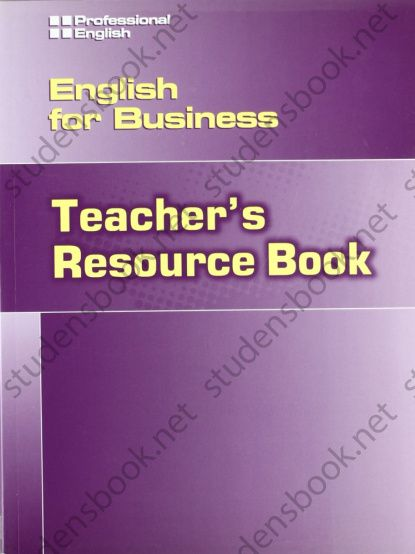 I Решебник English For Business