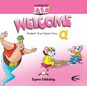 Welcome Starter a DVD Video PAL