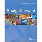 Straightforward Pre-Intermediate Workbook with Key Pack