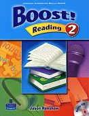 Boost Reading 2 Student's Book with Audio CD