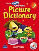 Longman Young Children's Picture Dictionary with Audio CD