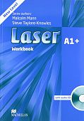 Laser Third Edition A1+ Workbook without Key and CD Pack