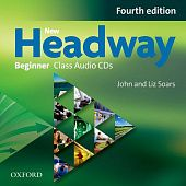 New Headway Beginner Fourth Edition Class Audio CDs