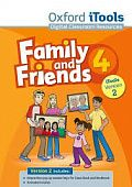 Family and Friends 4 iTools DVD-ROM