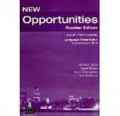 New Opportunities (Russian Edition) Upper-Intermediate Language Powerbook