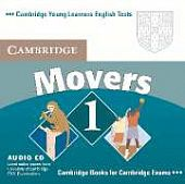 Cambridge Young Learners English Tests (Second Edition) Movers 1 Audio CD (Лицензия)