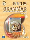 Focus on Grammar 3rd Edition Level 1 Students' Book