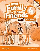 Family and Friends Second Edition 4 Workbook & Online Skills Practice Pack
