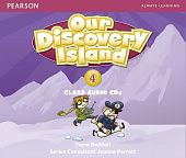 Our Discovery Island Level 4 Audio CDs (Лицензия)
