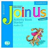 Join Us for English Starter Activity Book Audio CD (Лицензия)