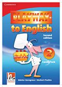Playway to English (Second Edition) 2 Cards Pack