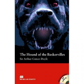 The Hound of the Baskervilles (with Audio CD)