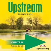 Upstream Beginner A1+ Student's Audio CD