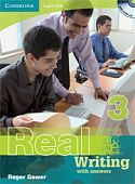 Cambridge English Skills: Real Writing Level 3 Book with answers and Audio CD