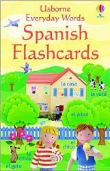 Everyday Words in Spanish : (Everyday Words Flashcards)